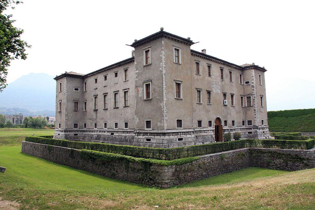 Palazzo delle Albere Trento